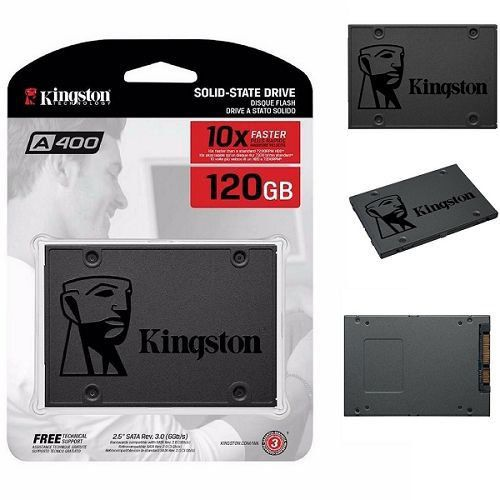 SSD 120GB SA400 KINGSTON  BLISTER