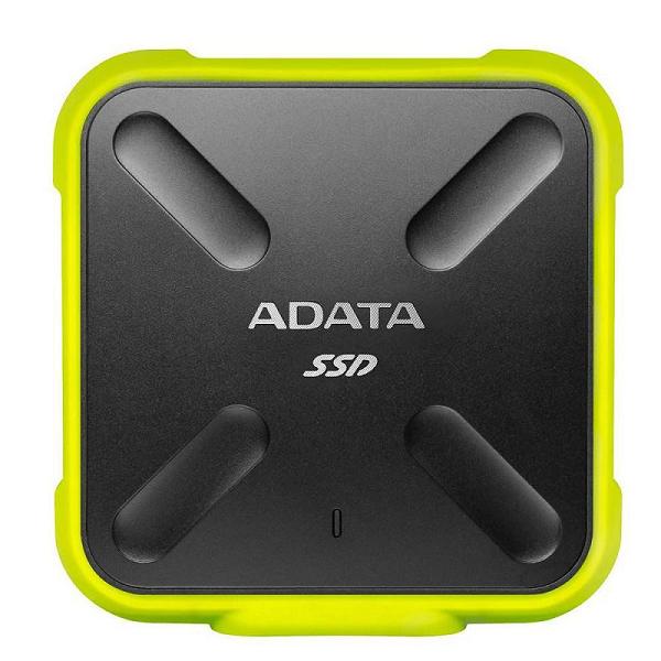 SSD EXTERNO ADATA 512GB USB AMARELO ASD700