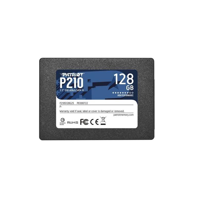 SSD 128GBPATRIOT P210 SATA3 2.5