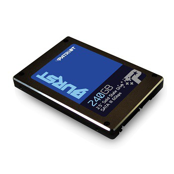 SSD 240GB PATRIOT BURST SAT3 6G