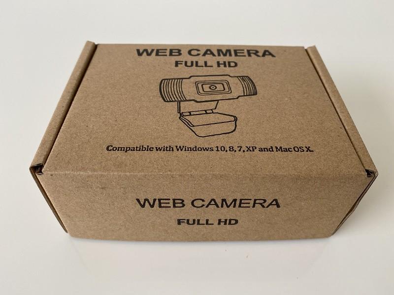 WEBCAM FULL HD GRAND CORP