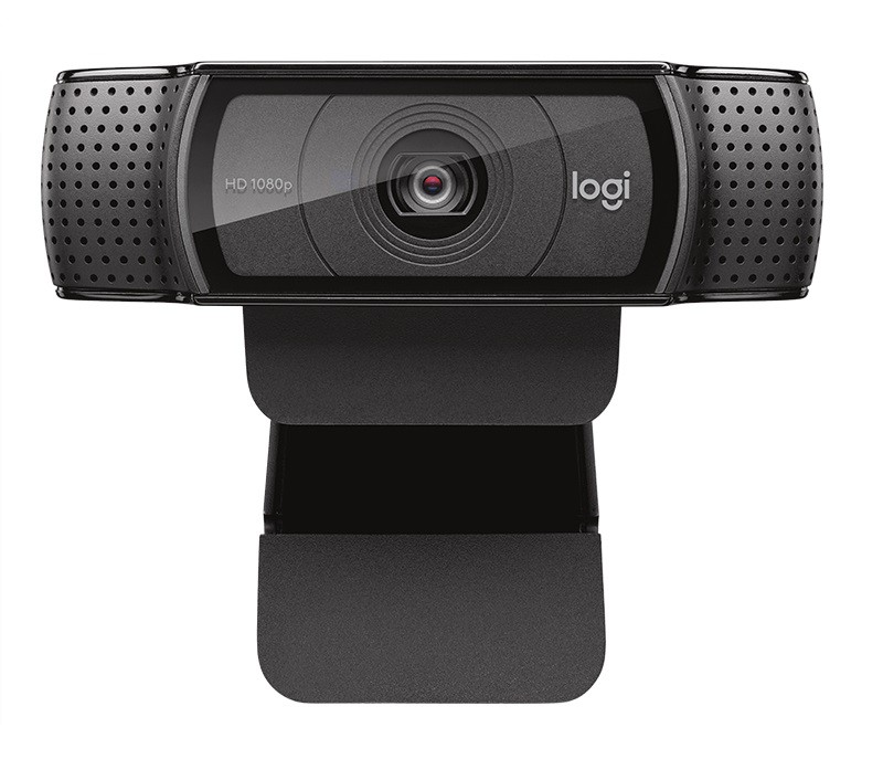 WEBCAM LOGITECH C920 BULK FULL HD (sem caixa)