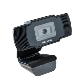 WEBCAM OFFICE HD 720P USB MULTILASER - AC339