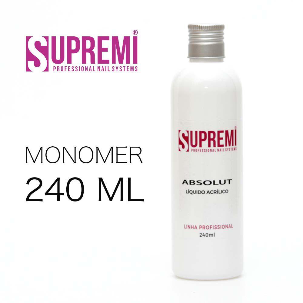 Liquido Acrílico Monomer 240ml