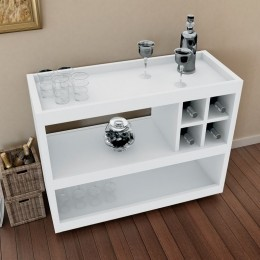 Aparador Bar 4050 Branco - JB Bechara