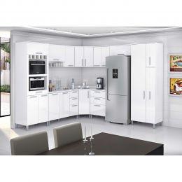 Armário para Cozinha 16 portas Ravena