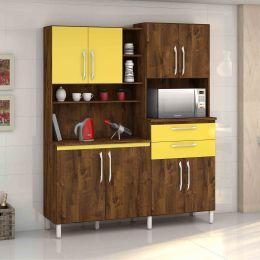 Armário para Cozinha 8 portas  Rubi