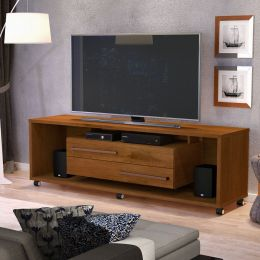 Bancada para TV até 72 Polegadas 5522 Caramelo  - JB Bechara