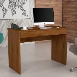 Escrivaninha 2 Gavetas 6080 Caramelo
