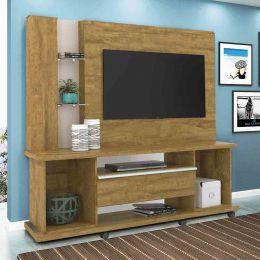 Home Para Tv Até 55 Polegadas Amêndoa / Off White Onix