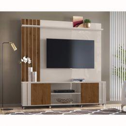 Home Para Tv até 55'' Off White / Mad. Canela Ravello