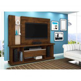 Home Para Tv Até 55 Polegadas Canela / Vanilla Onix