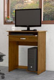Mesa de Computador Pratica C/ Gaveta Malbec -  EJ Móveis