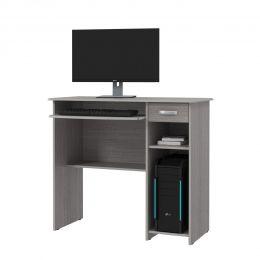 Mesa de Computador Viena Carvalho Bianco -  Ej Móveis