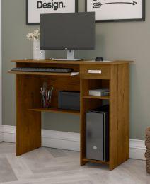 Mesa de Computador Viena Malbec - EJ Móveis