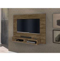 Painel para TV até 32 Polegadas Madri Castanho Wood
