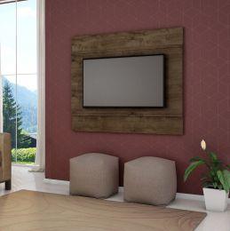 Painel Para TV de Até 40'' Bali Madeira Rústica - Móveis Bechara