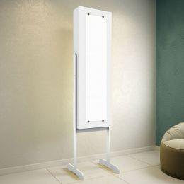 Toucador com espelho Acessórios Branco Brilho 7100 - JB Bechara
