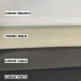 Cabeceira Intense Casal 1.4 Corino Preto - LH Móveis