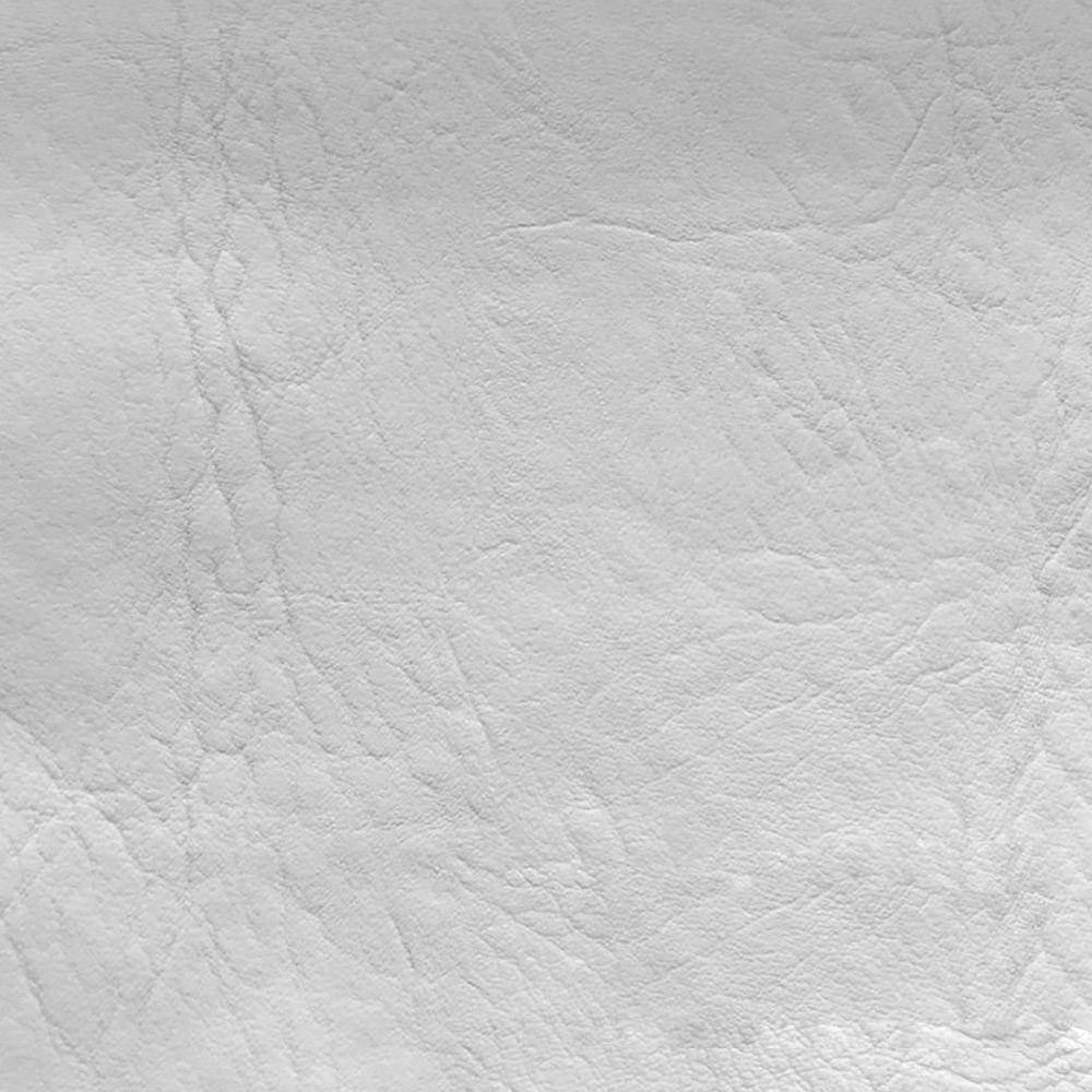 Cabeceira Box Casal Hadassa 1.40  Corino Branco - R.A Estofados