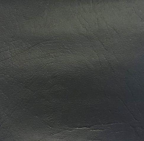 Cabeceira Box Casal Hadassa 1.40  Corino Preto - R.A Estofados