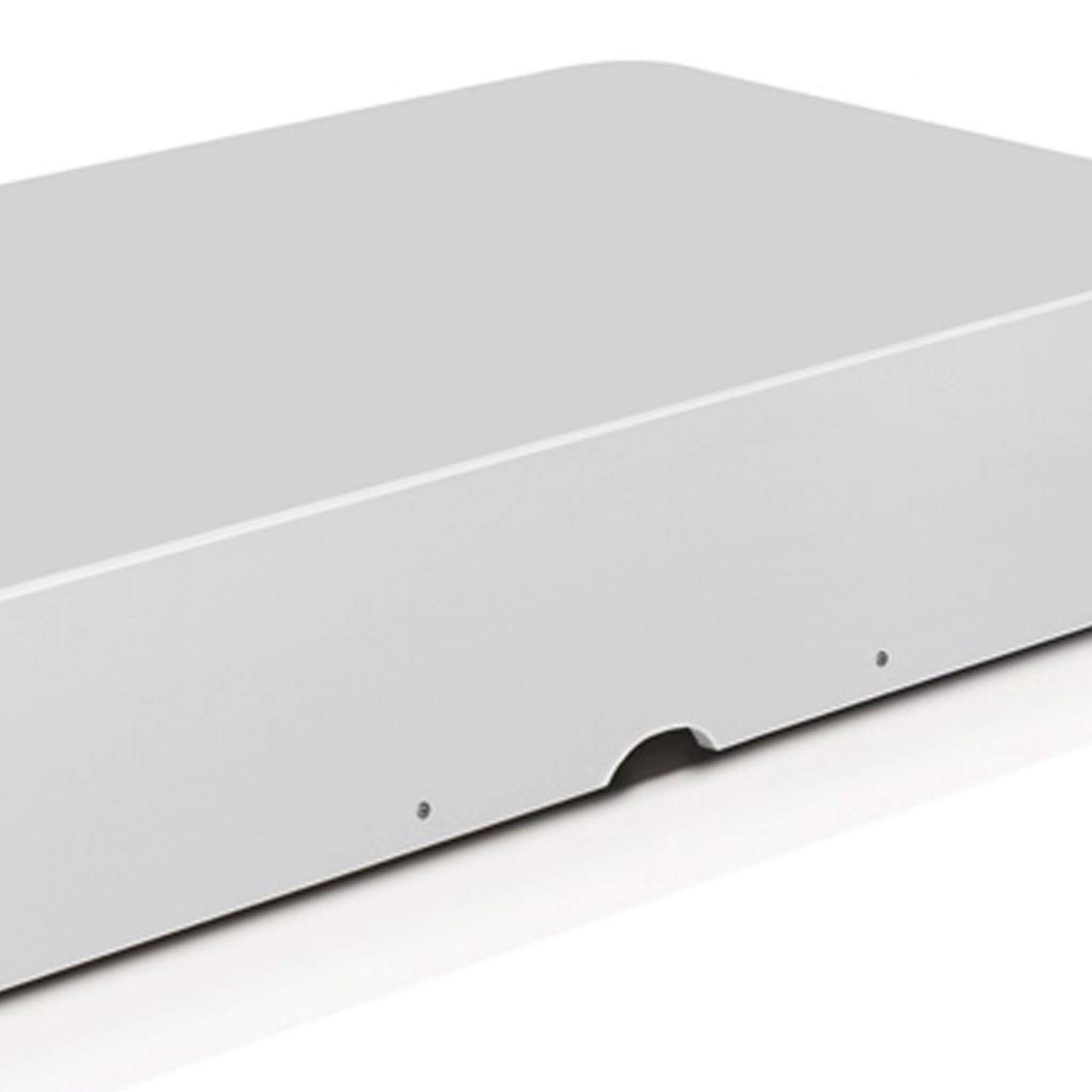 Cama Auxiliar de Solteiro 0.90 Branco - VitaMov