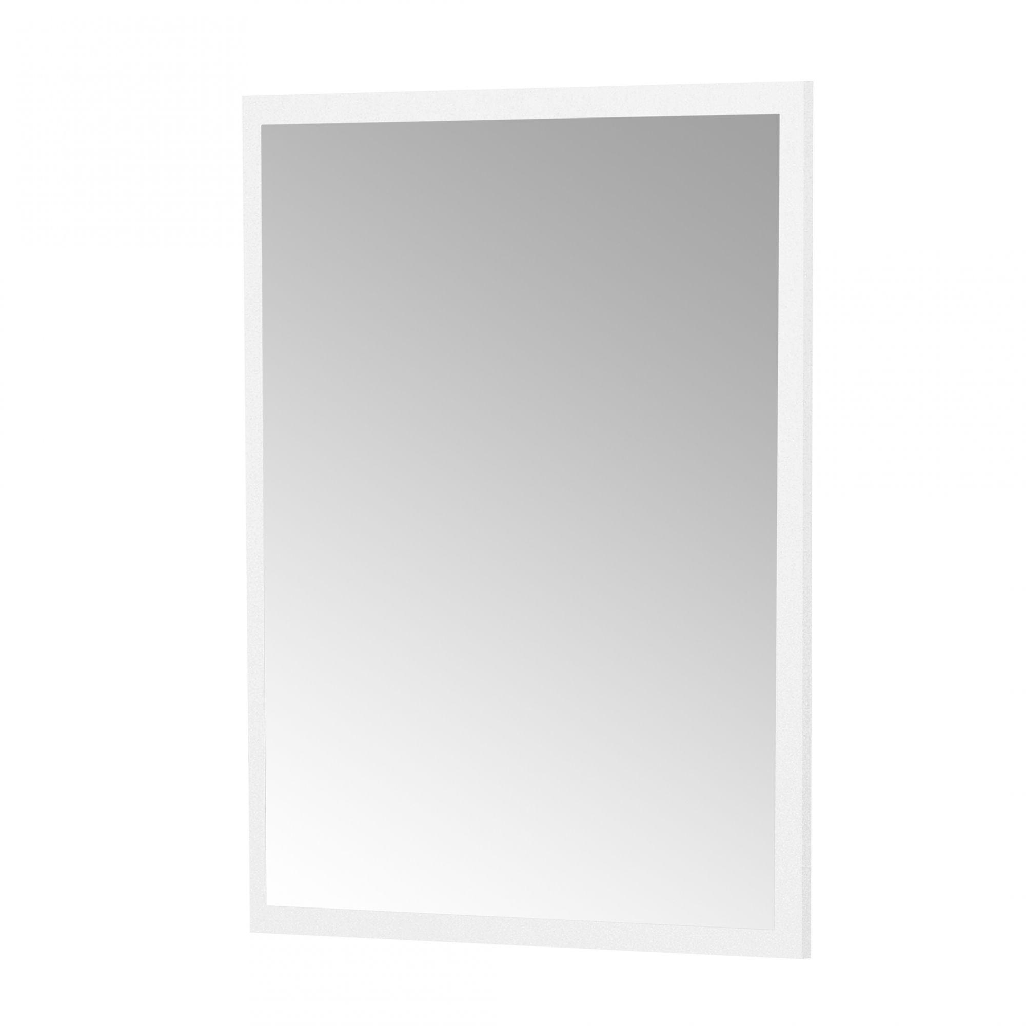 Conjunto Gabinete com Cuba e Espelho Para Banheiro Fox Branco - Fhem Móveis