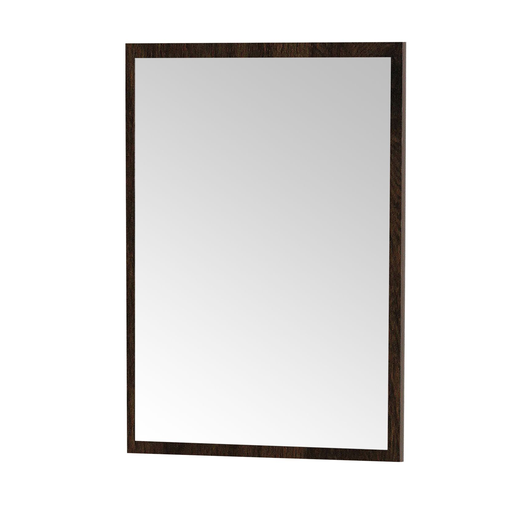Conjunto Gabinete com Cuba e Espelho Para Banheiro Onix Malbec - Fhem Móveis