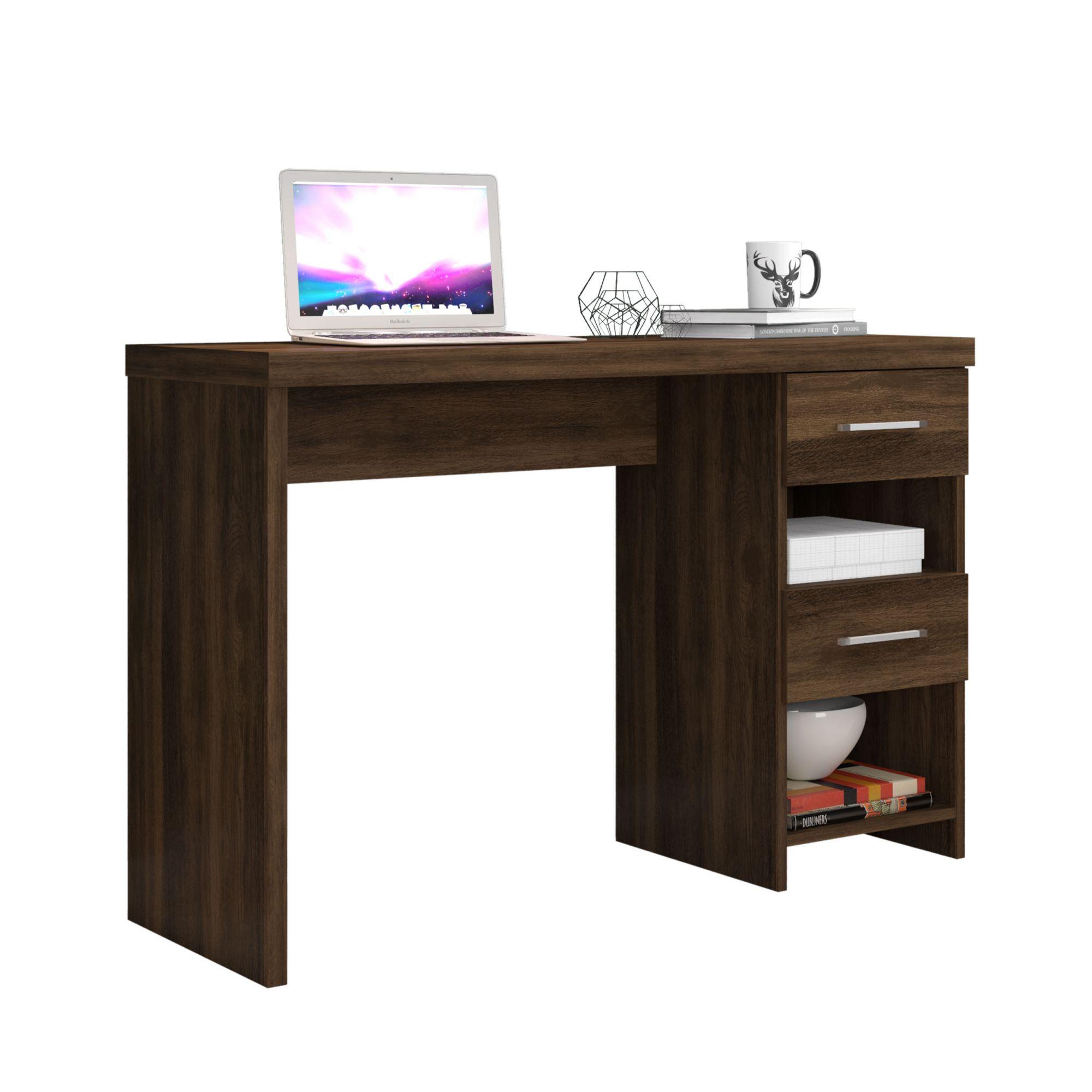 Escrivaninha Duna Capucino - Germai Móveis