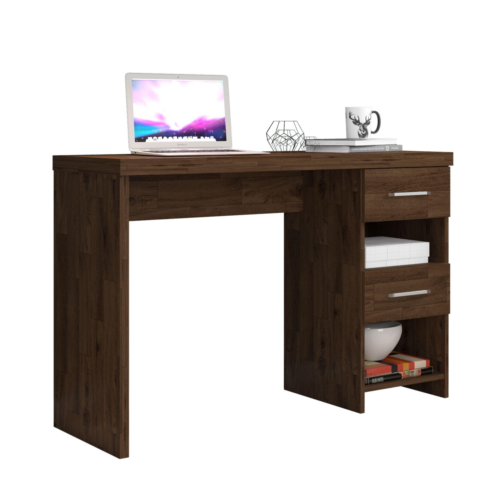 Escrivaninha Duna Rustic - Germai Móveis