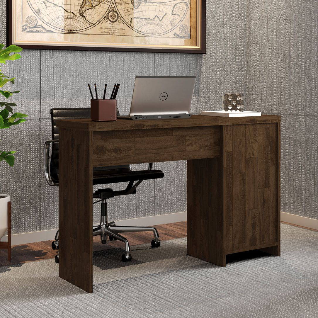 Escrivaninha Prisma Rustic - Germai Móveis