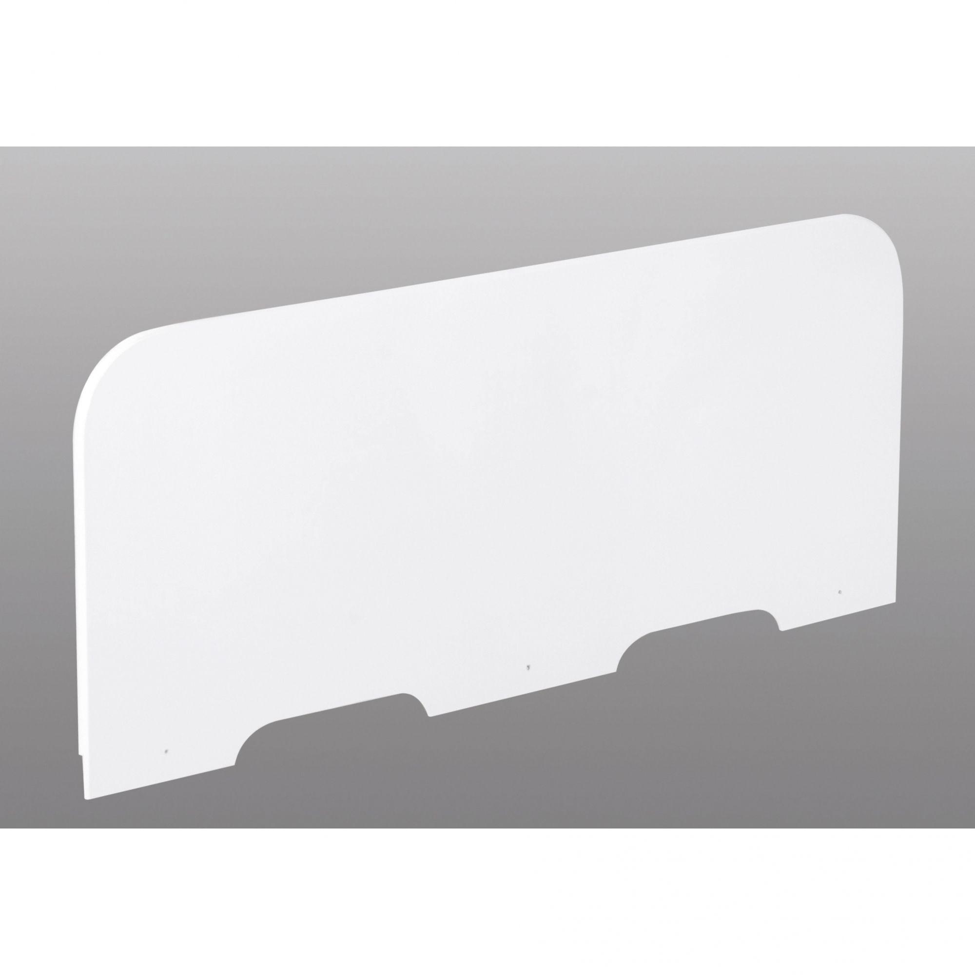 Grade de Proteção para Cama Branco