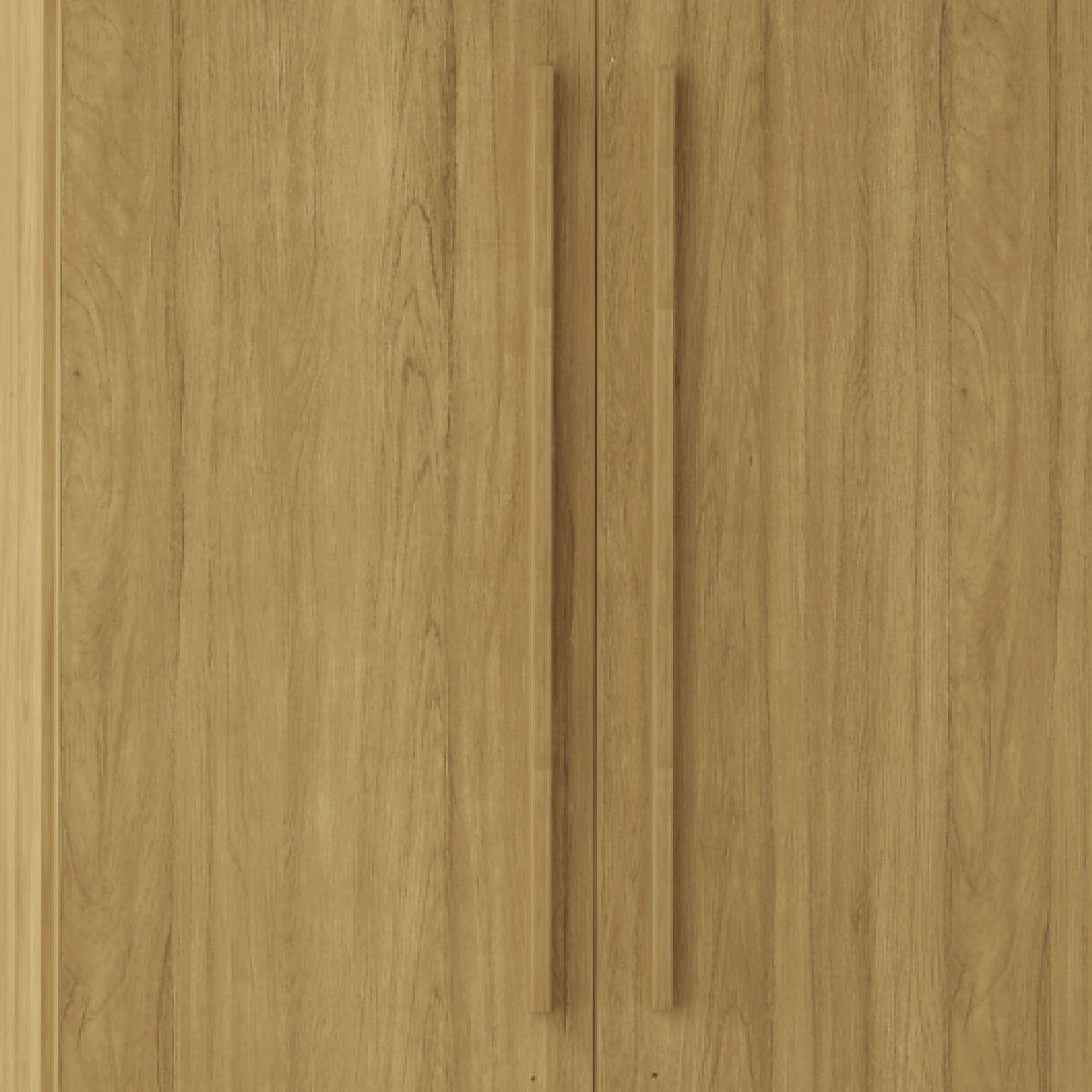 Guarda Roupa 6 Portas Evolution V Cinamomo / Off-White - Móveis Bechara