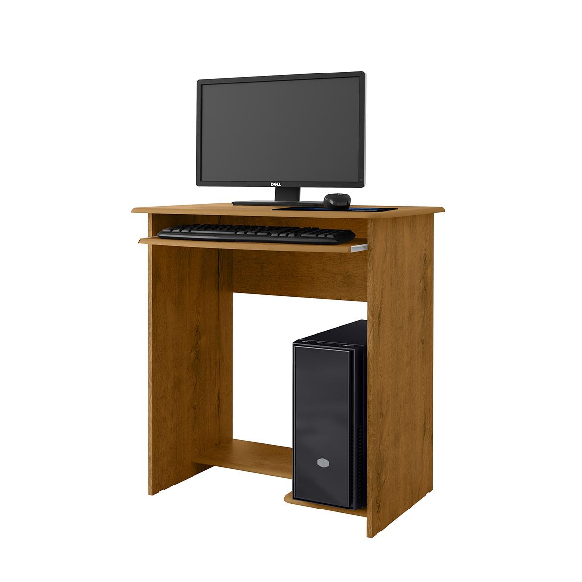Mesa de Computador Pratica Freijó - EJ Móveis