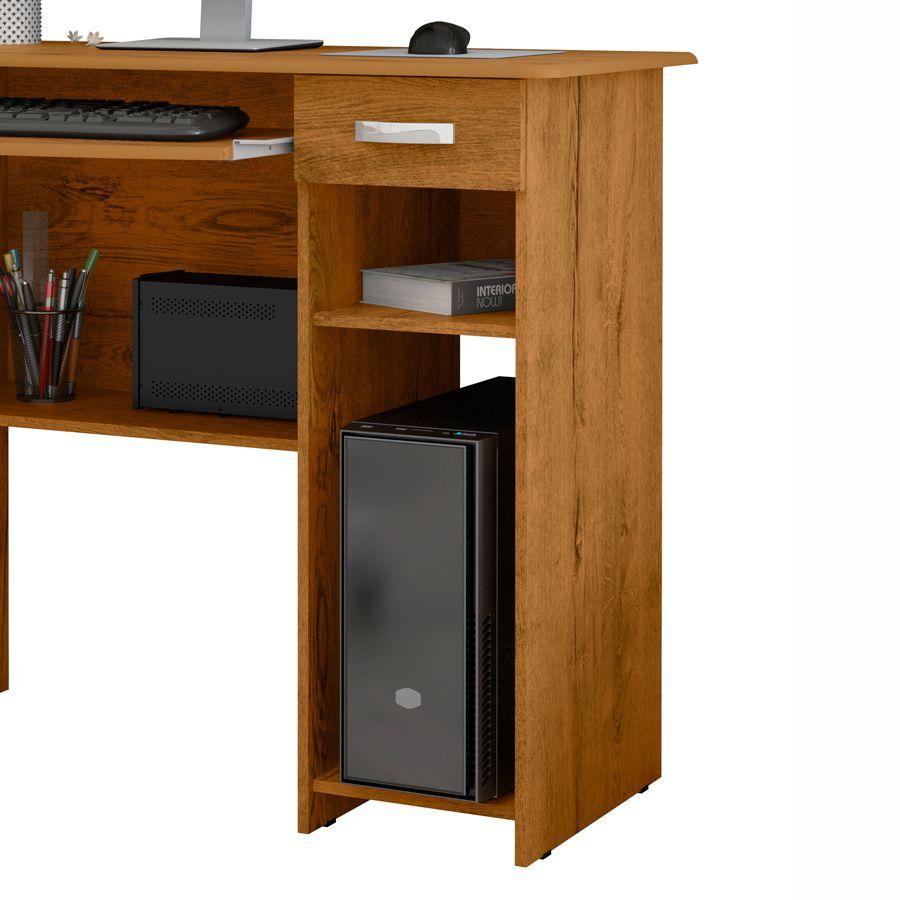 Mesa de Computador Viena Freijó - EJ Móveis