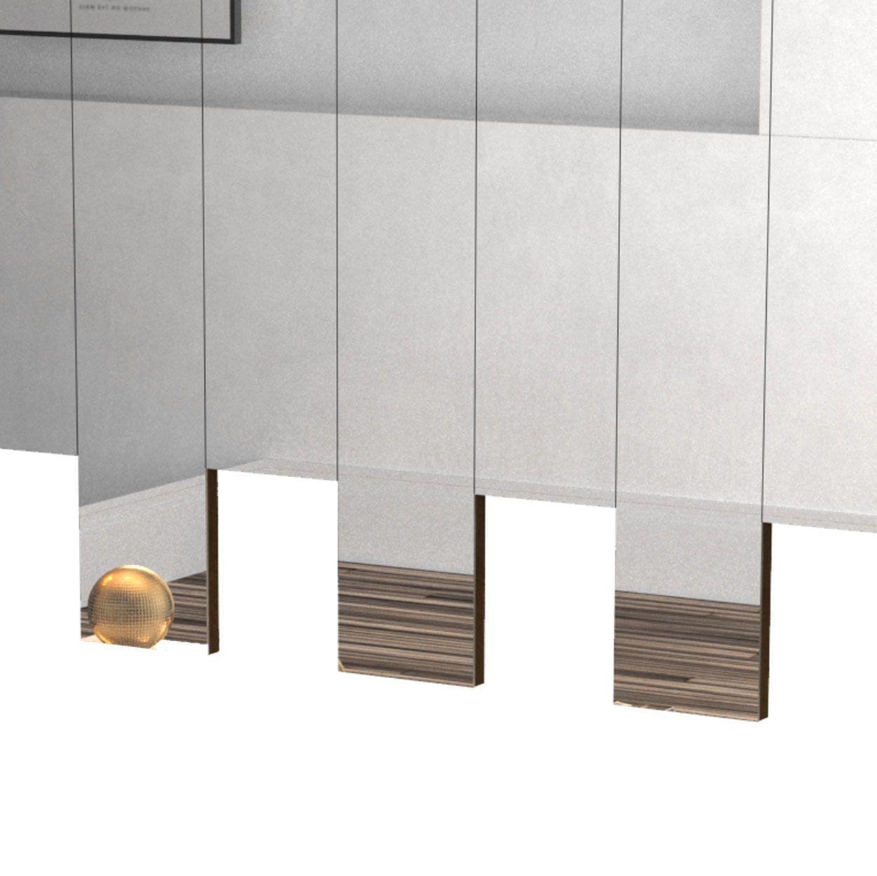 Painel Espelhado Decorativo 4055 Caramelo