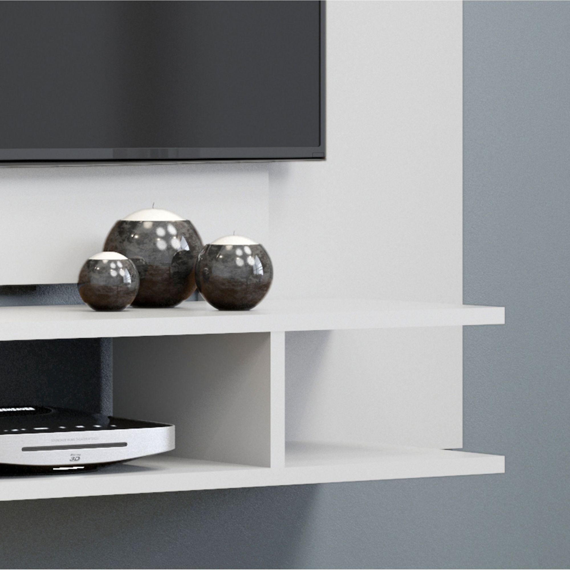 Painel EJ Branco - EJ Móveis
