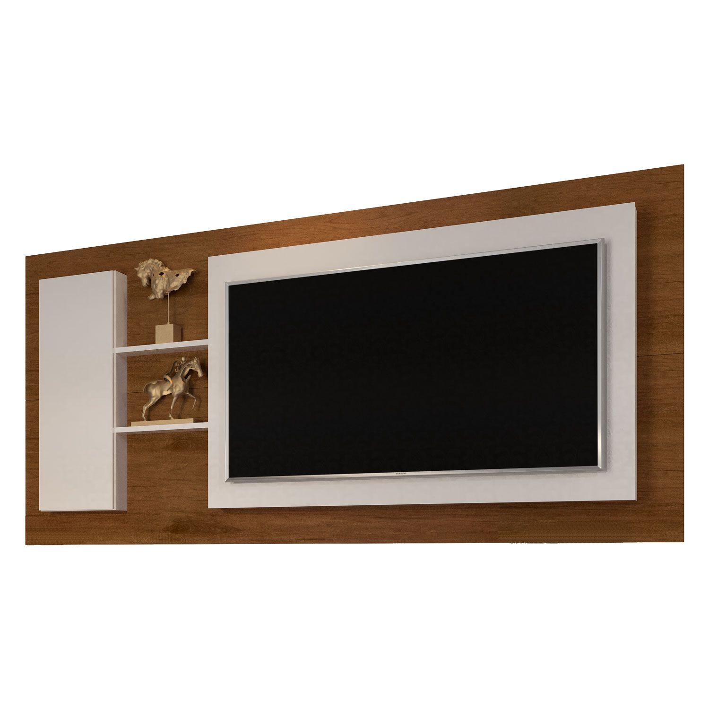 Painel para TV até 42 Polegadas 5011 Caramelo/Pérola