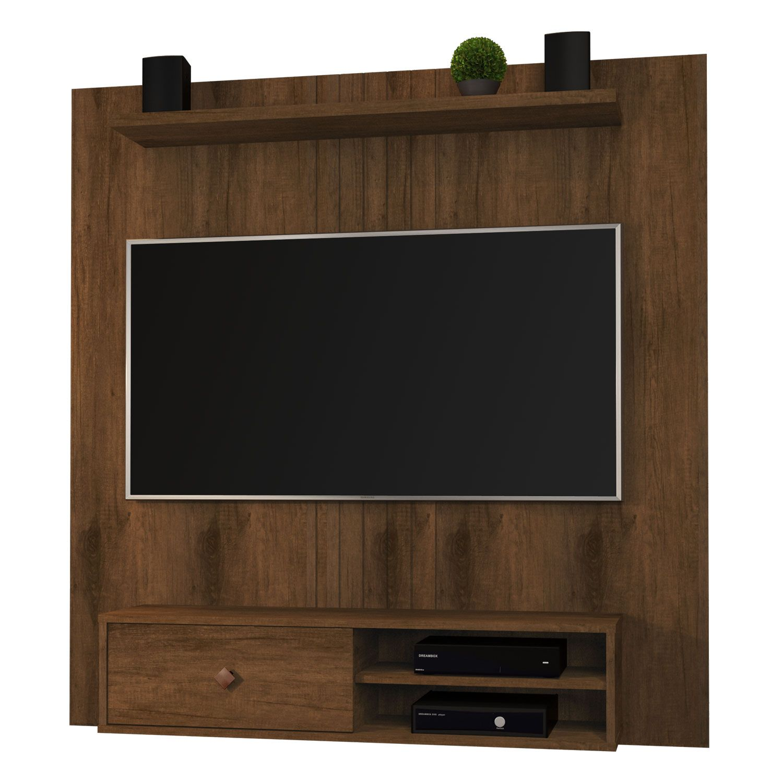 Painel para TV até 55 Polegadas 5024 Canela