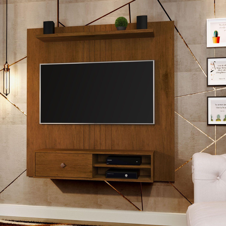 Painel para TV até 55 Polegadas 5024 Caramelo