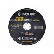 Disco de Corte Ecoinox 177,8X1,6X22,2 - 1 PÇS