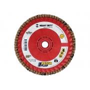 """Disco Razor-Flap 4.1/2"""" GRANA 60 - 1 PÇS"""