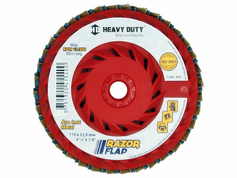 Disco Razor-Flap 4.1/2
