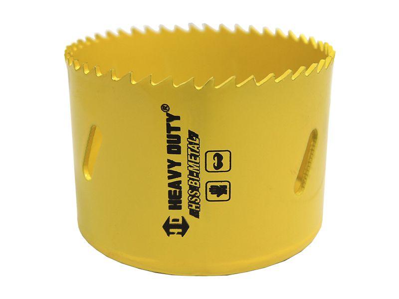 Serra Copo de Aço Rápido (HSS) Bimetal 102 MM - 4