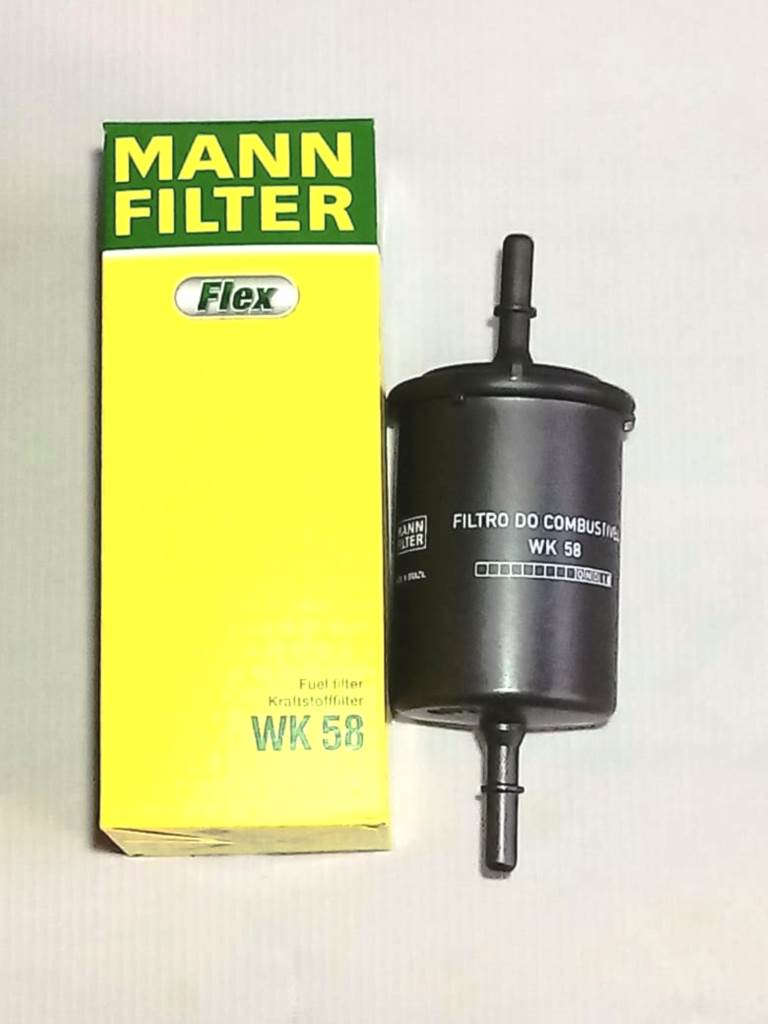 Filtro de combustível Mann Filter WK58