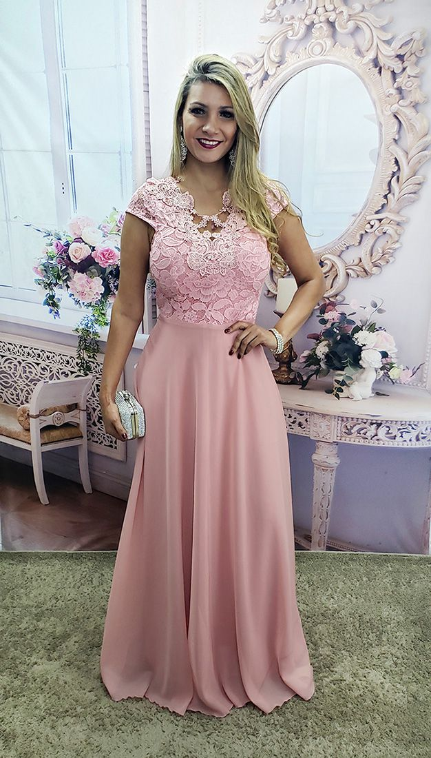 Vestido de Madrinha Marsala - 30 Modelos, Dicas e Onde comprar