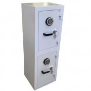 Cofre Concretado - CD 120 BLI - Digital - GS03 - (Cofre Duplo)