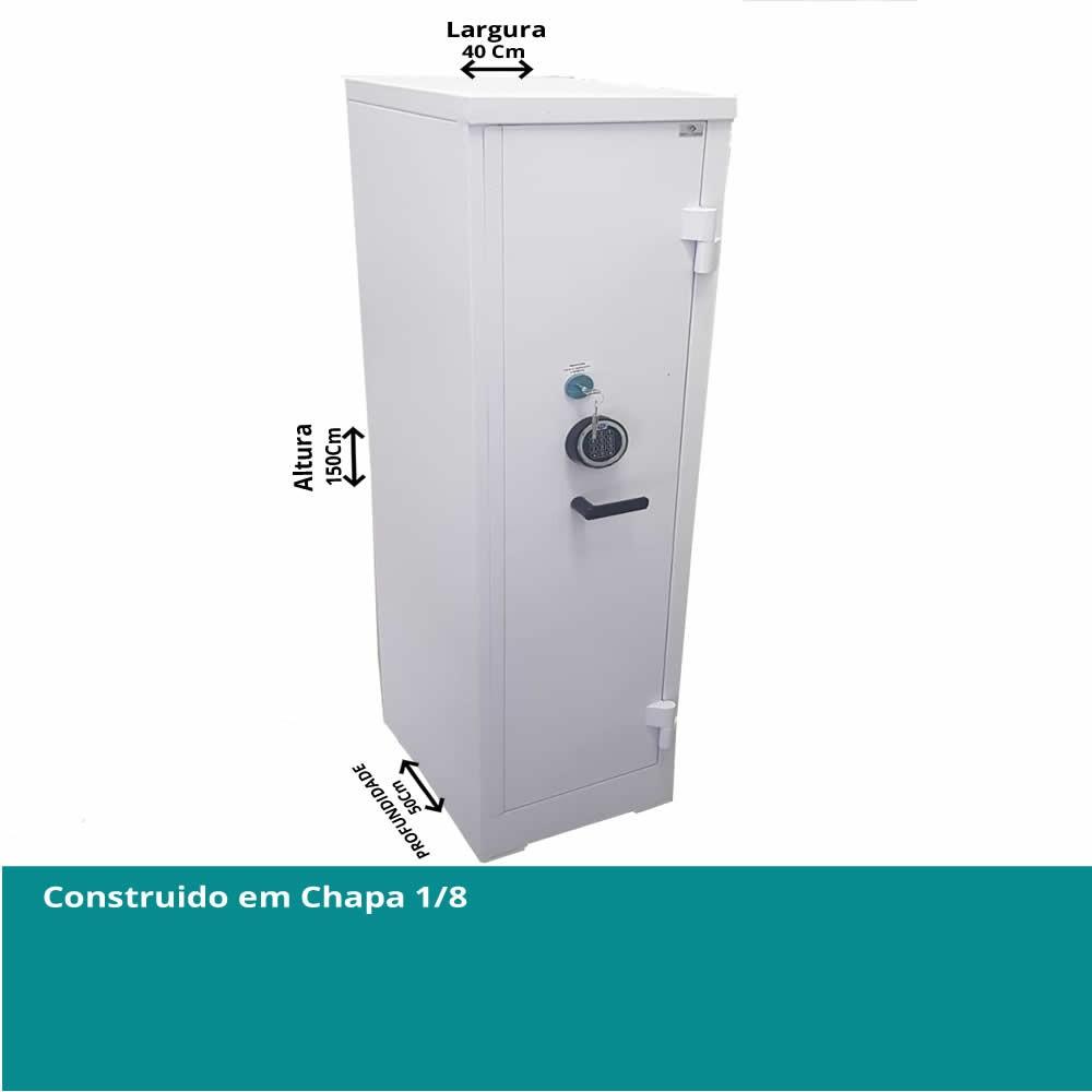 Armário Cofre Especial - CA - 150/40/50