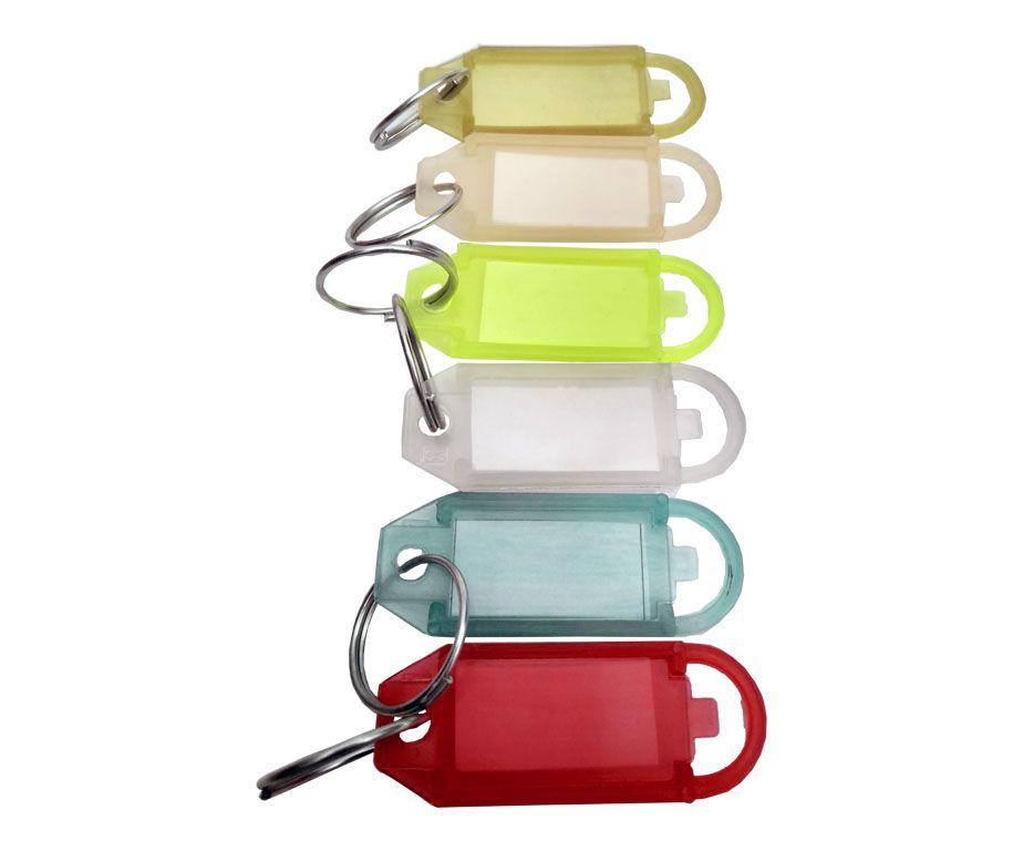 Chaveiros Coloridos para Claviculário