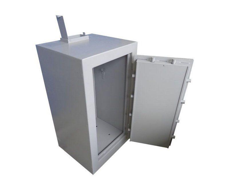 Cofre de Alta Segurança - FORT 100 LS - com Coletor Cadeado